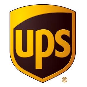 IMAGE: UPS logo.