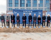 IMAGE: Toronto's Great Gulf has partnered with EDENS to break ground on a multi-residential, mixed-use project in a trendy Washington, D.C., neighbourhood. (Image courtesy Great Gulf)