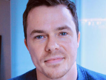 IMAGE: Brad Pilgrim, CEO and co-founder of Parity Inc. (Courtesy Parity)