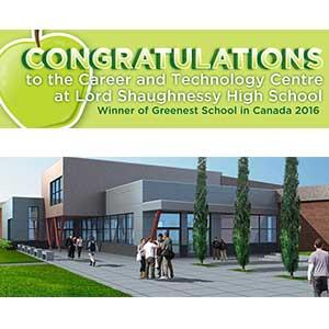 Canada's Greenest School