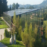 Spain's Azurmendi Restaurant clad in Onyx Solar panels