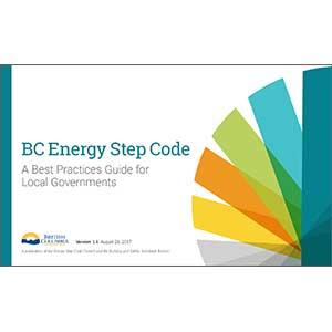 BC Energy Step Code