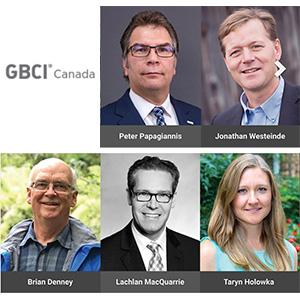GBCI Canada - Founding Board